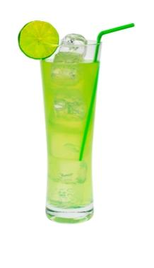 zielony drink