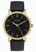 Pilgrim Zegarek goldcoloured/black