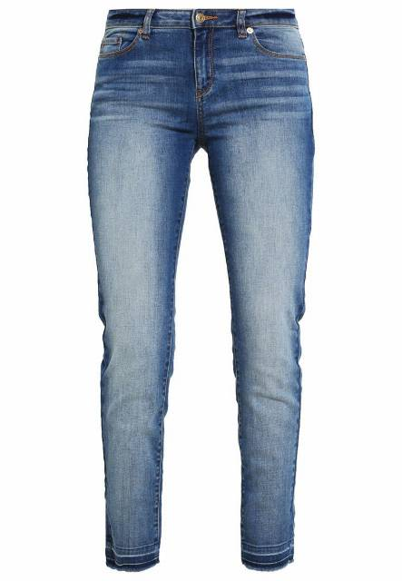 Esprit Jeansy Slim fit blue light wash