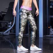 Legginsy Camo Long
