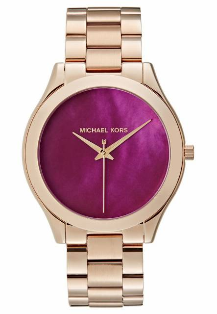 Michael Kors RUNWAY Zegarek rose goldcoloured