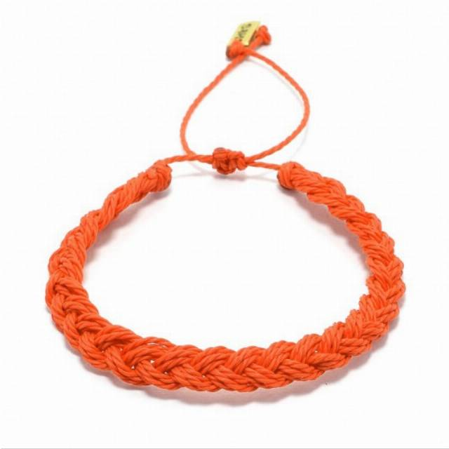 Big braid - orange