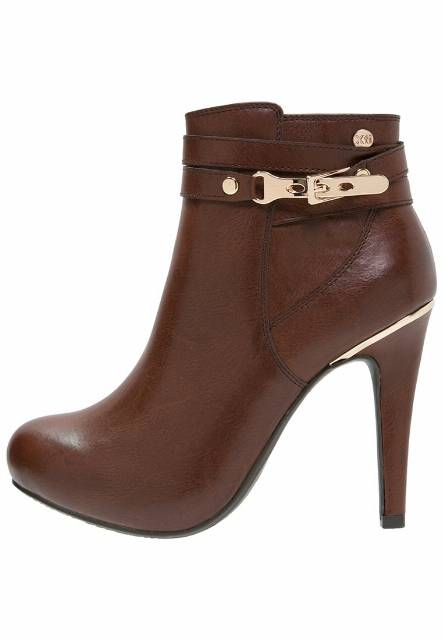 XTI Ankle boot brown