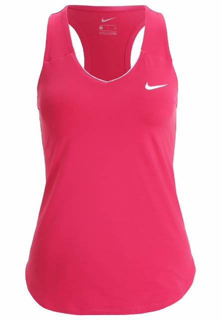 Nike Performance TEAM PURE Top pink