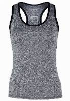 Superdry CORE Top speckle charcoal