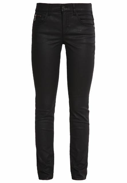 MAC CARRIE Jeansy Slim fit black