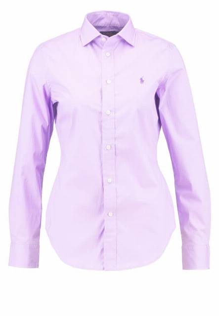 Polo Ralph Lauren KENDALL Koszula york purple