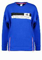 adidas Performance Bluza bold blue