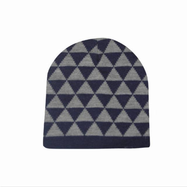 triangle black & navy czapka odCZAPY