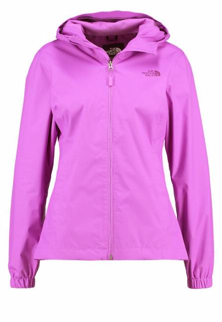The North Face QUEST Kurtka hardshell lilac