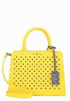 Paul's Boutique KIDBROOK LOGAN Torebka yellow