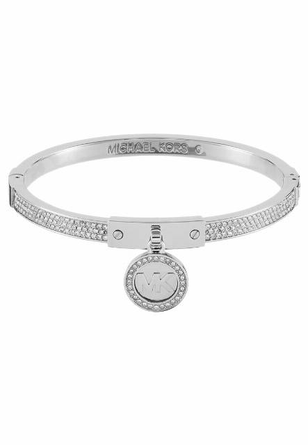 Michael Kors HERITAGE Bransoletka silvercoloured