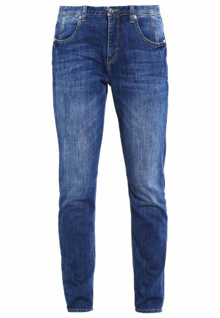 MAC SEXY Jeansy Relaxed fit mid blue cool wash