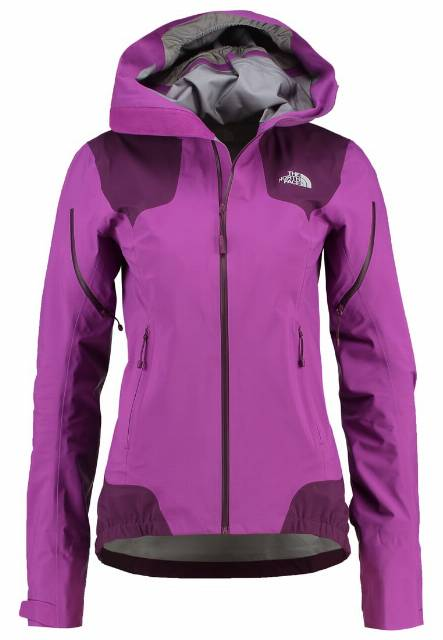 The North Face SHINPURU Kurtka hardshell wood violet