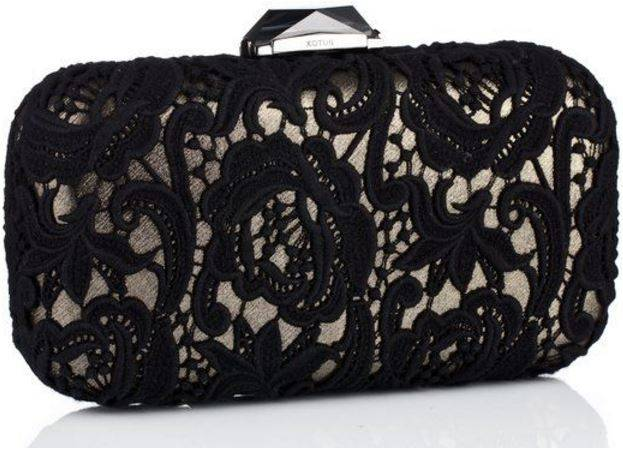 Lace Evening Bag