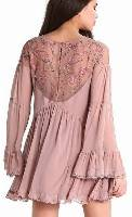 Free People PANAMA CITY Sukienka letnia mauve