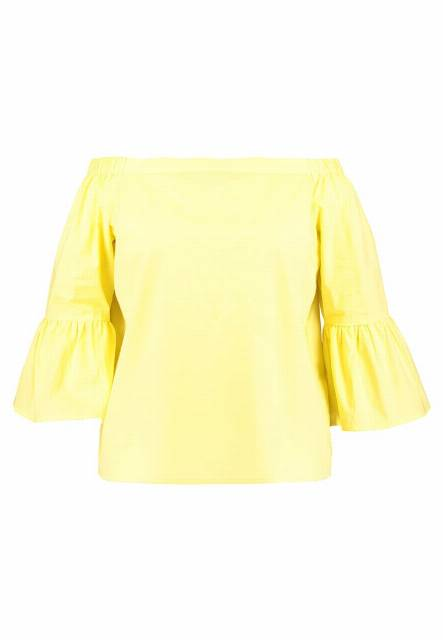 New Look Curves BARDOT Bluzka yellow