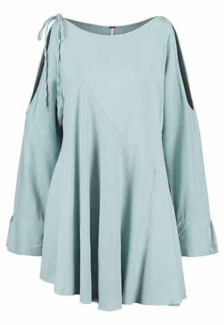 Free People CLEAR SKIES Tunika mint