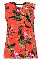 Dorothy Perkins TROPICAL Top multi bright
