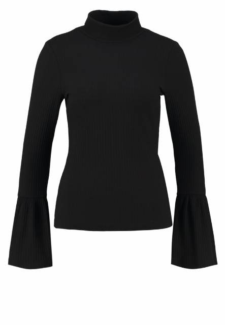 Pieces PCYRSA Sweter black