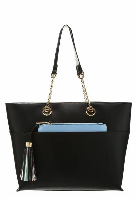 LYDC London Torba na zakupy black