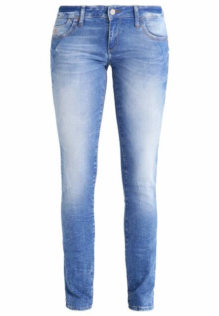 Mavi LINDY Jeansy Slim fit true blue