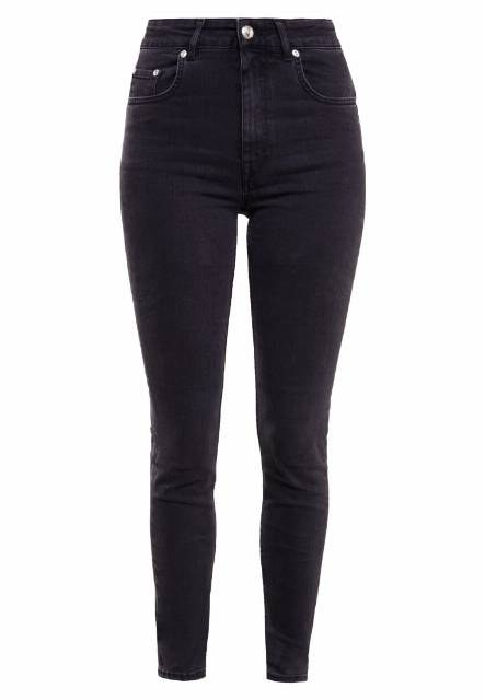 Won Hundred MARILYN Jeansy Slim fit charcoal