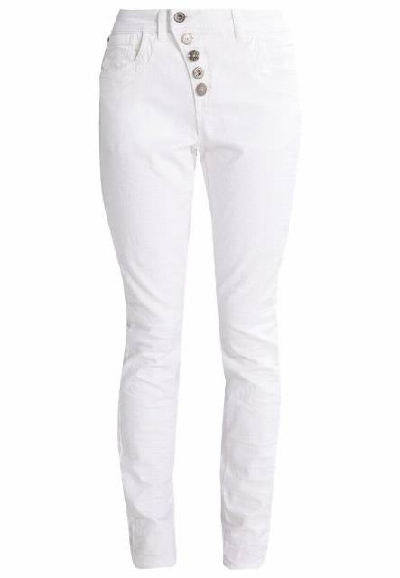 Cream FRANCA Jeansy Slim fit chalk
