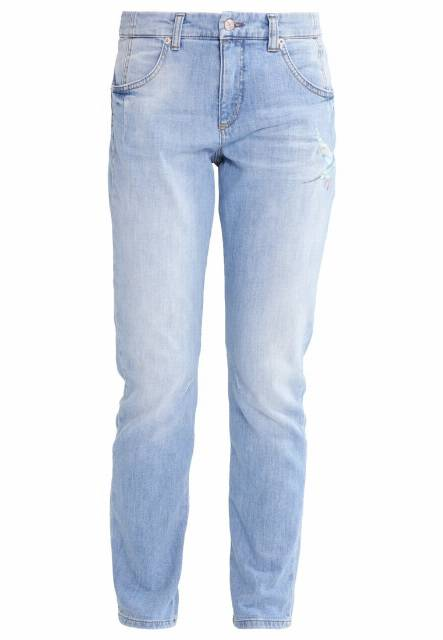 MAC Jeansy Relaxed fit skyblue basic wash