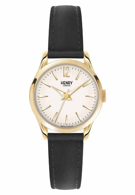 Henry London WESTMINSTER Zegarek black