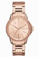Armani Exchange Zegarek roségoldcoloured