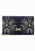 Ted Baker STARLA STARDUST BOW EVENING Kopertówka blue