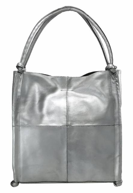 Zign Torba na zakupy light grey