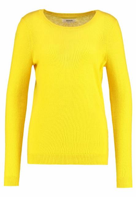 Zalando Essentials Sweter banana cream