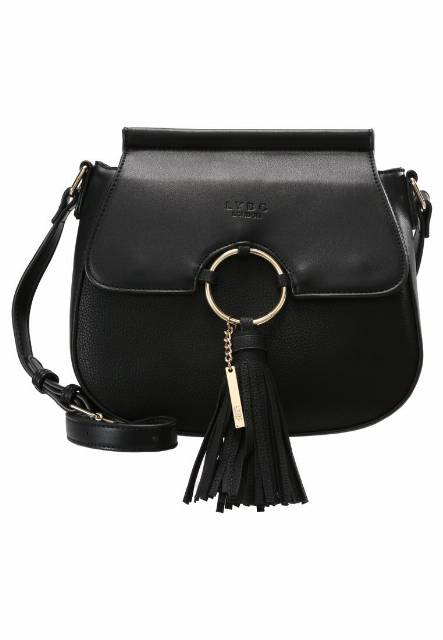 LYDC London Torba na ramię black