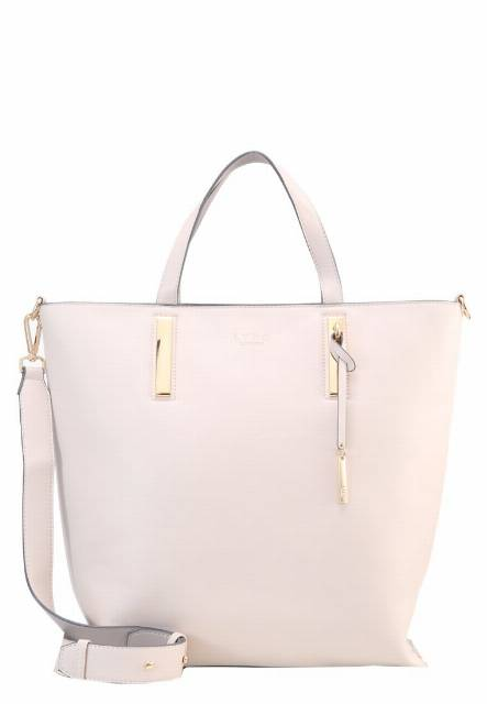 LYDC London Torba na zakupy light pink