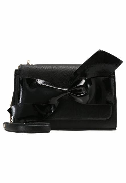 Dune London ELLOIE Torba na ramię black