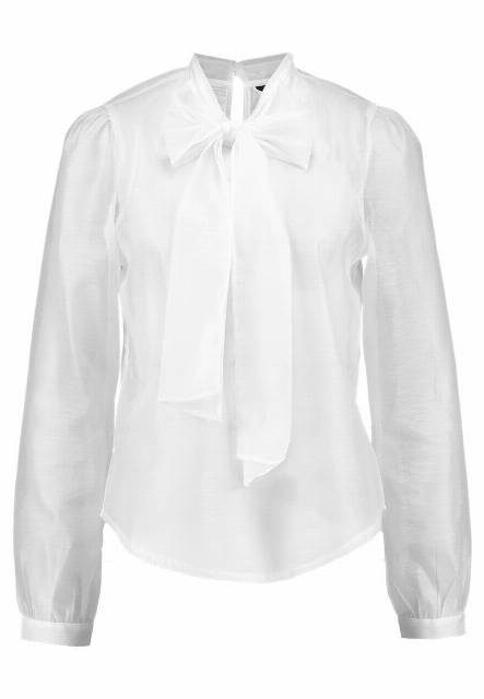 Sister Jane BARELY THERE ORGANZA BLOUSE Bluzka ivory