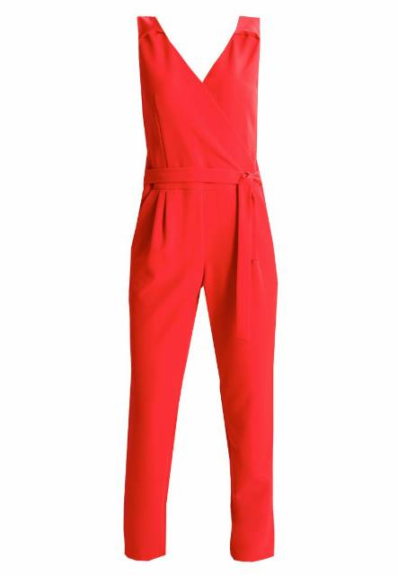 comma OVERALL Kombinezon red