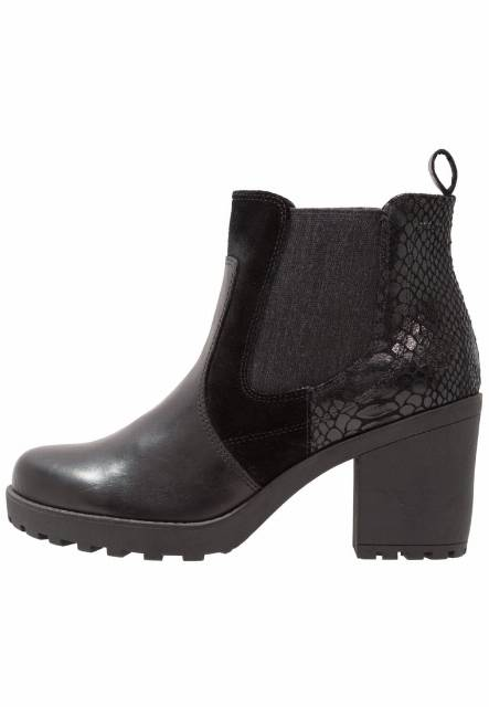 Pier One Ankle boot black