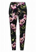 WOMENS SUIT IN FLOWERS PRINT MOSQUITO