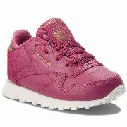 Buty Reebok - Classic Leather Infants CN5568 Twisted Berry/Chalk