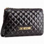 Torebka LOVE MOSCHINO - JC4010PP17LA0000 Nero