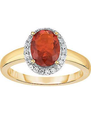 fire-opal-and-1-8-cttw-halo-ring-14k-gold