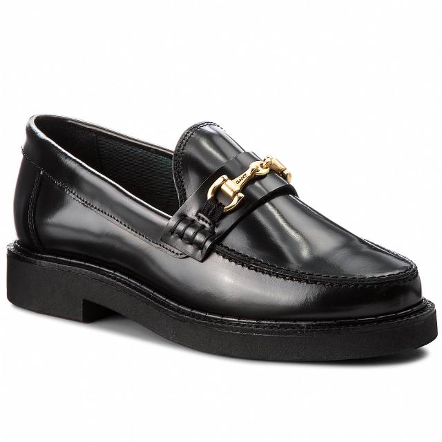 Mokasyny GANT - Kelly 17572911 Black G00
