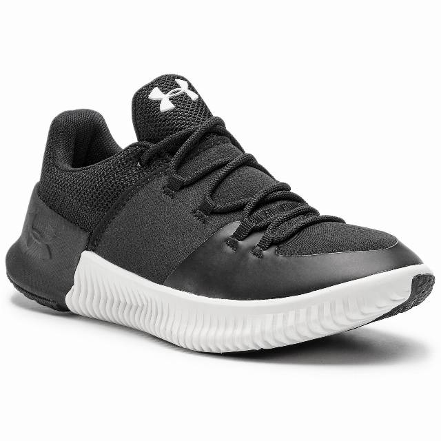 Buty UNDER ARMOUR - Ua W Ultimate Speed 3019908-004 Blk