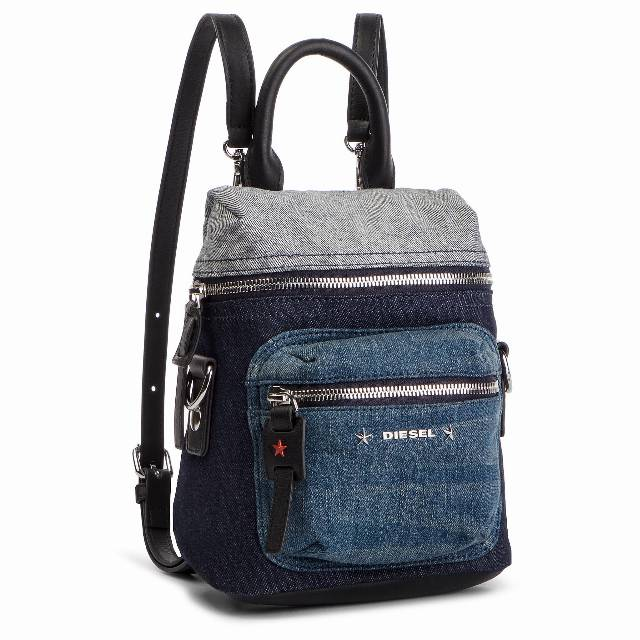Plecak DIESEL - F-Destar Backpack X06067 Blue Denim