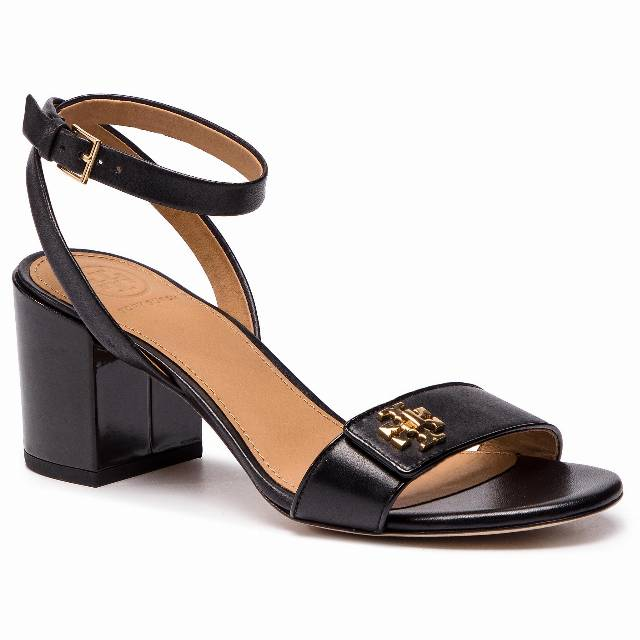 Sandały TORY BURCH - Kira 65mm Sandal 53614 Perfect Black/Perfect Black 004