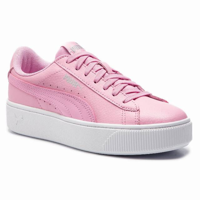 Sneakersy PUMA - Vikky Stacked L 369143 04 Pale Pink/Pale Pink
