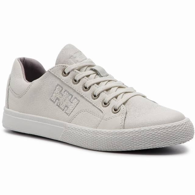 Tenisówki HELLY HANSEN - W Fjord Lv-2 113-04.011 Off White/Silver Grey/Blue Water